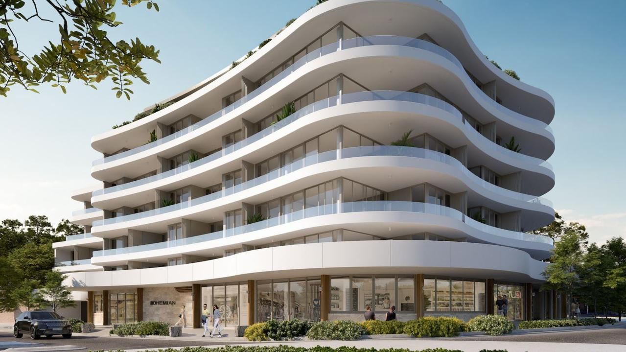 The seven storey building has been approved.