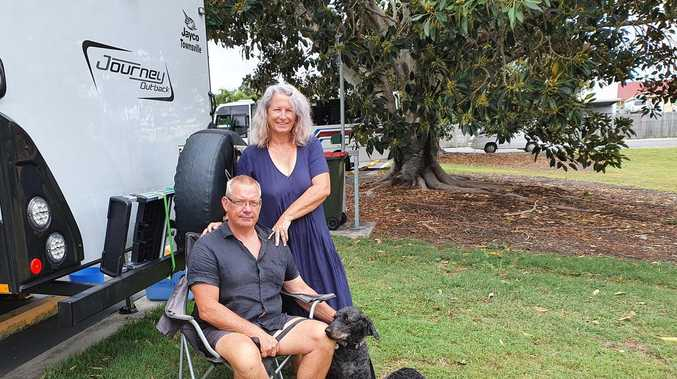 Why RV visitors think Maryborough has wow factor