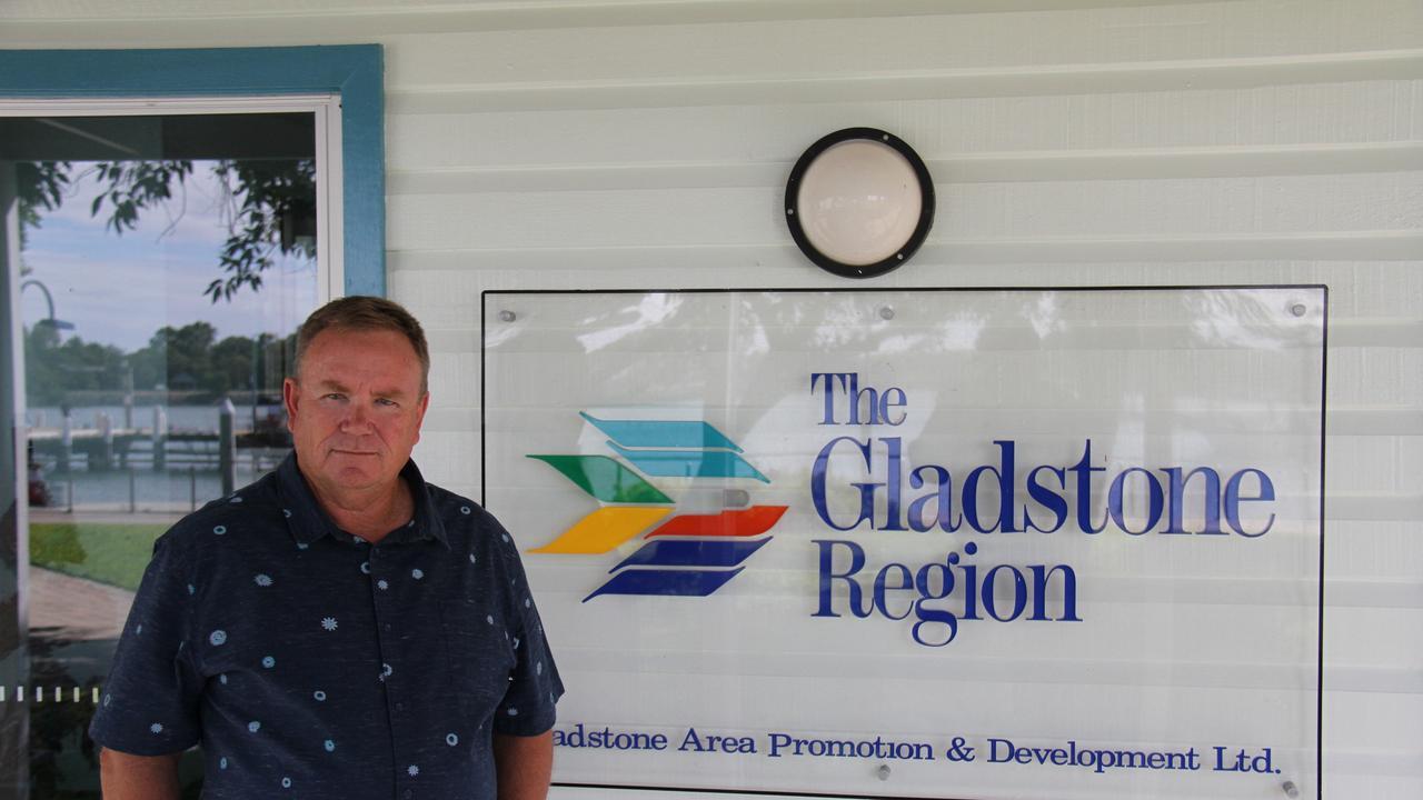 GAPDL chief executive Gus Stedman.