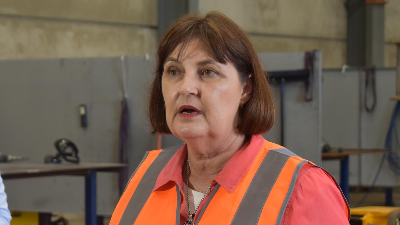 Mackay MP Julieanne Gilbert. Picture: Zizi Averill