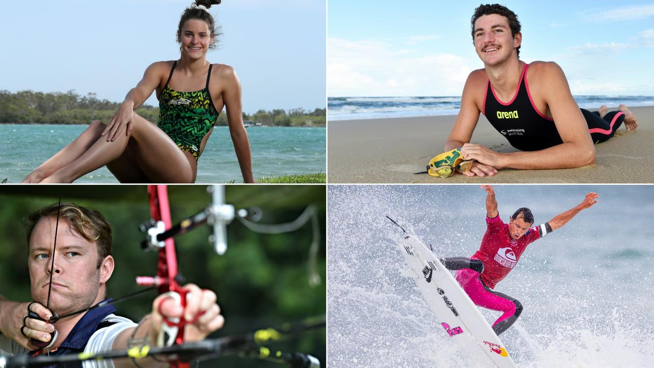 Celebrated Coast athletes and rising stars are in the hunt to lock in their spots alongside the Coast's already Tokyo-bound stars.