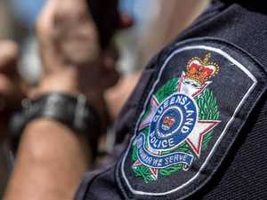 Armed robber assaults cop and flees into Gympie bush