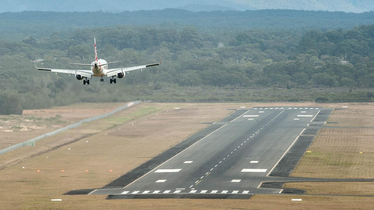 Coffs Harbour Regional Airport is now being handed over to a private company, who remains confidential at this stage.