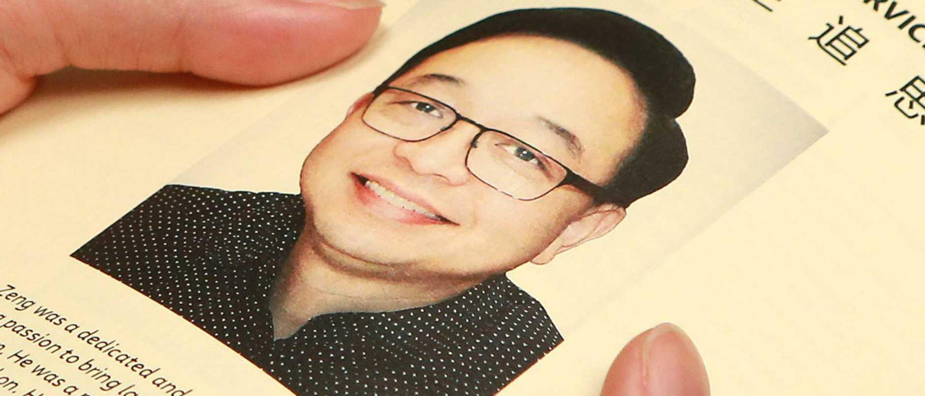 Dr Luping Zeng