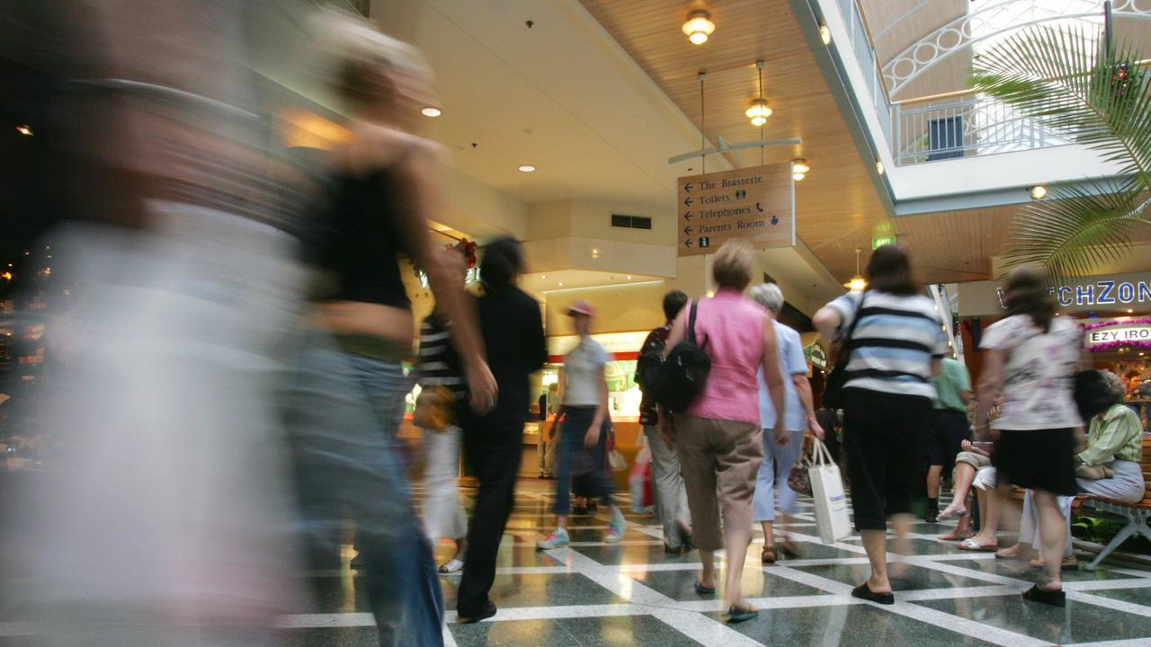 The Isaac Regional Council encouraged shoppers to support local businesses for Christmas. Picture: File
