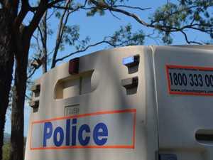 Police catch dad dumping suspicious case in bushland