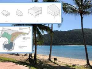 Eco resort earmarked for iconic Whitsunday island