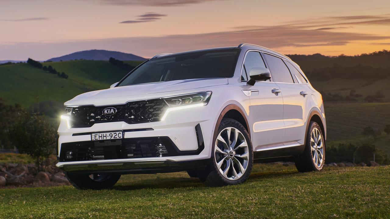 Kia's big SUV is sure to appeal to family buyers.