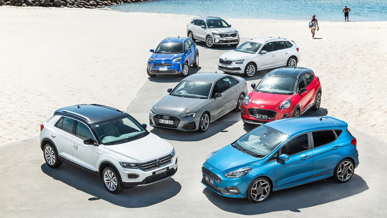 News Corp Australia's 2020 Car of the Year finalists revealed