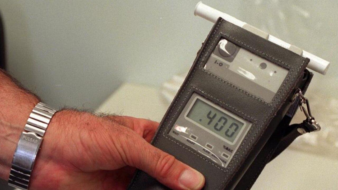 Generic pic of a breath testing unit.