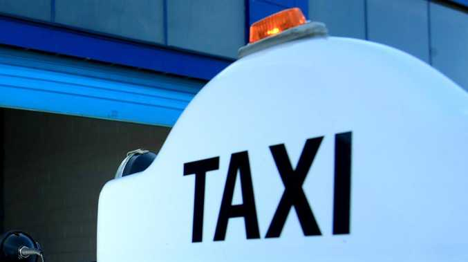 Man punched North Coast taxi driver over fare