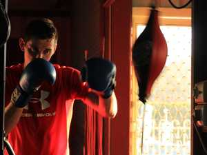 GOING THE DISTANCE: Why boxer keeps stepping into ring