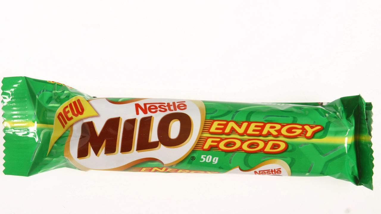 Milo Bar.