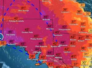 How 'abnormally' hot it's going to get today