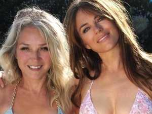Liz Hurley shares rare pic with older sister