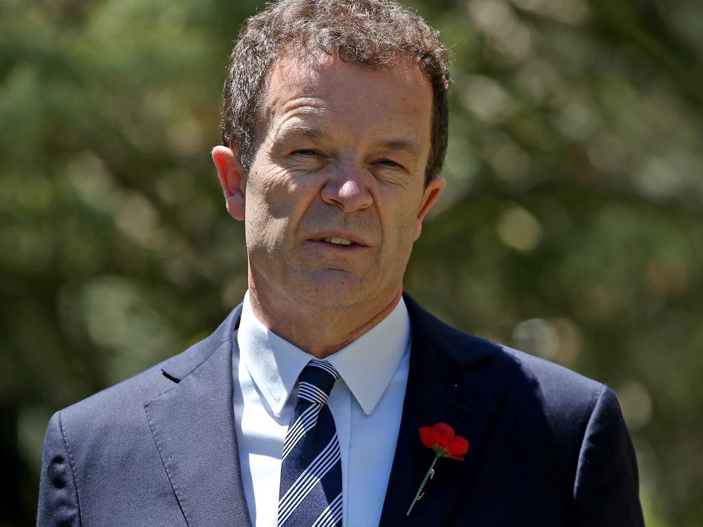 NSW Attorney-General Mark Speakman.