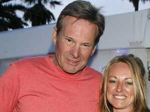 Sam Newman secretly ties the knot