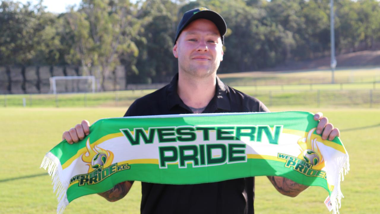 Trent Gregson has joined the Western Pride women's program.