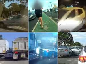 Year from hell: Qld's wildest dashcam videos of 2020