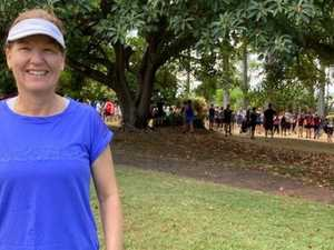 Why Wendy's so excited to have parkrun back