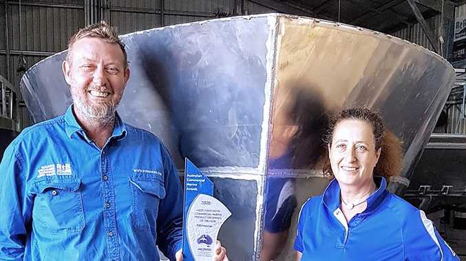 Hervey Bay boat business wins top innovation award