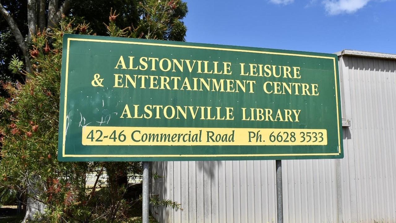 The Alstonville Leisure and Entertainment Centre was marked for demolition to build a new state-of-the-art library.