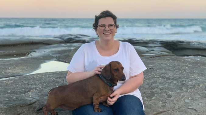 Life-changing: Terminal cancer inspires 45kg weight loss