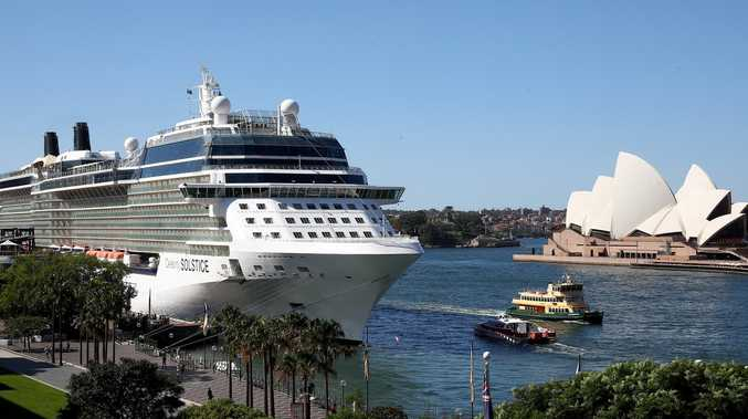 Cruise ships unveil new COVID health protocols