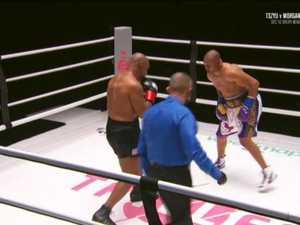 Tyson vs Jones full highlights