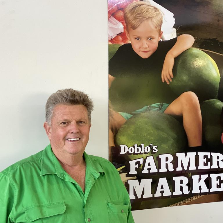 Rockhampton businessman Dominic Doblo ran as an Independent candidate in Rockhampton for the 2020 State Election.
