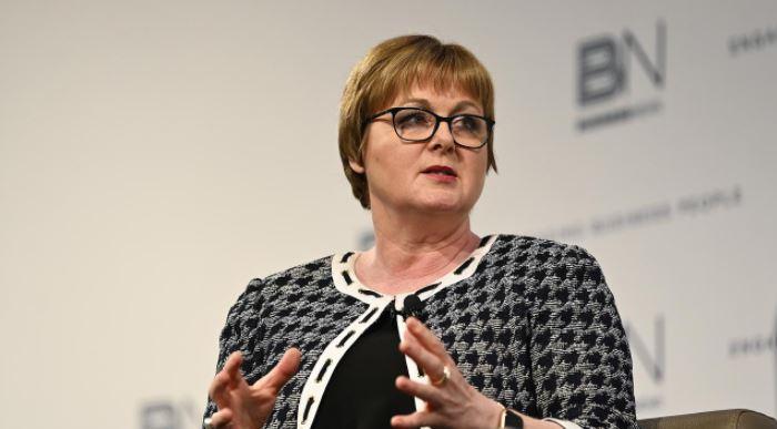 Defence Minister Linda Reynolds. Picture: Stefan Gosatti