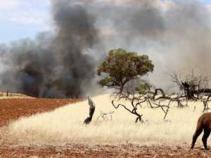 'Here we go again': 42 fires burning