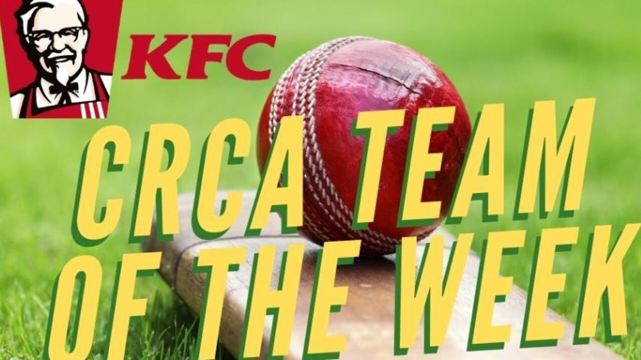 Every week throughout season 2020-21, The Daily Examiner will name a Team of the Week who will go into a poll to be named KFC Player of the Week and win a $15 KFC voucher.