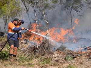 UPDATE: Permits cancelled, fire ban extended for Gympie