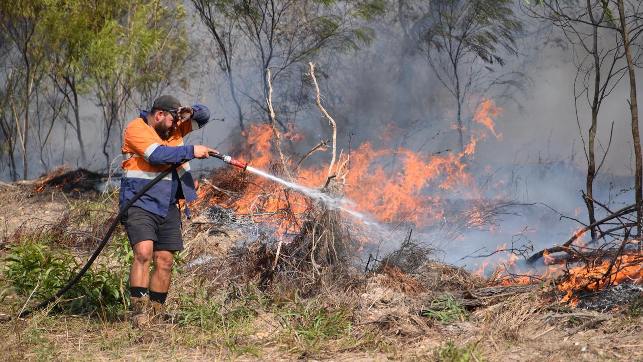 FIRE BAN: