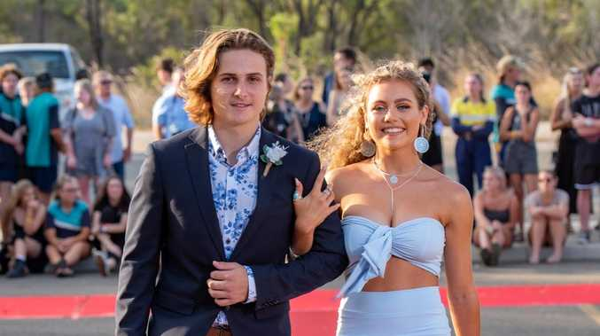 MEGA-GALLERY: All the glamour at Toolooa State High formal