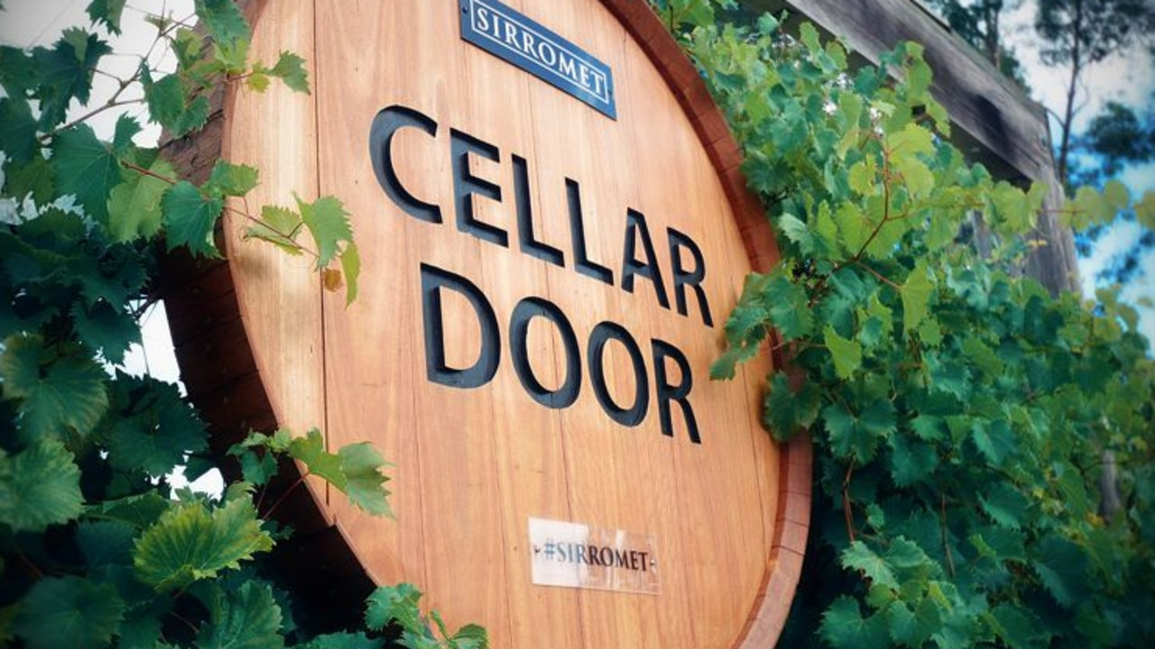 Sirromet Cellar door.