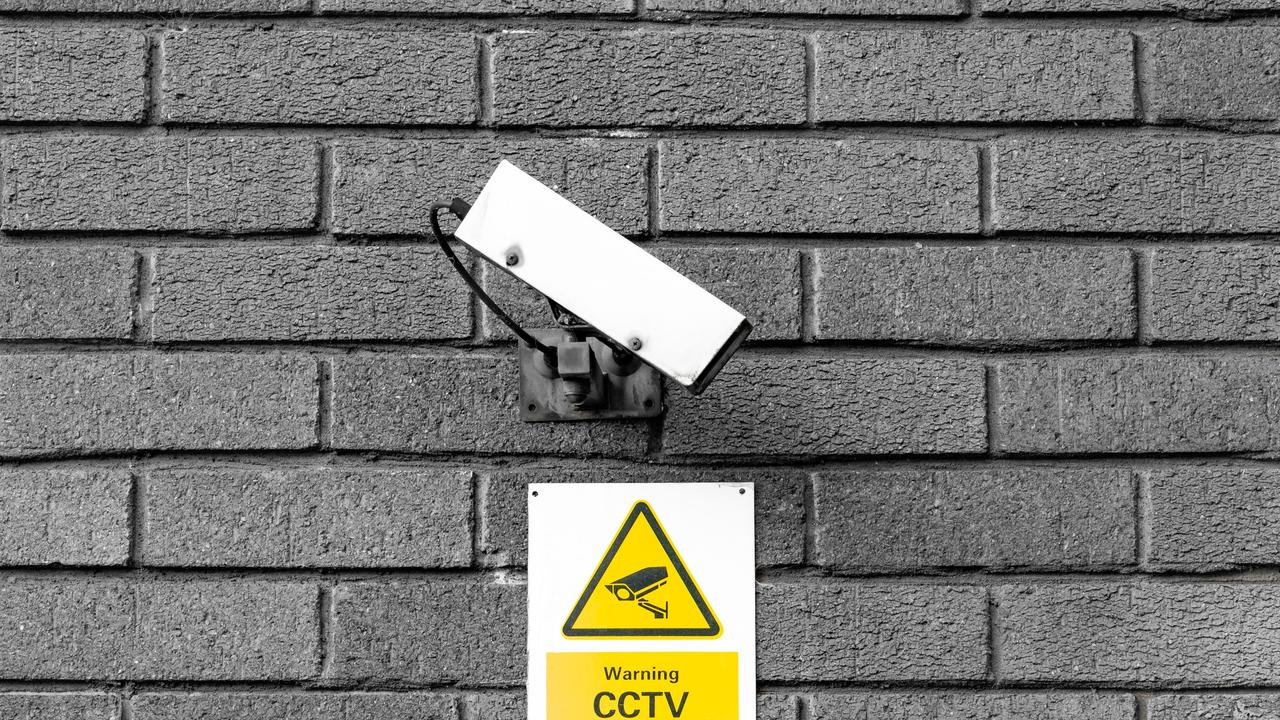 Several CCTV cameras were damaged when the school vandals tried to cover their tracks.