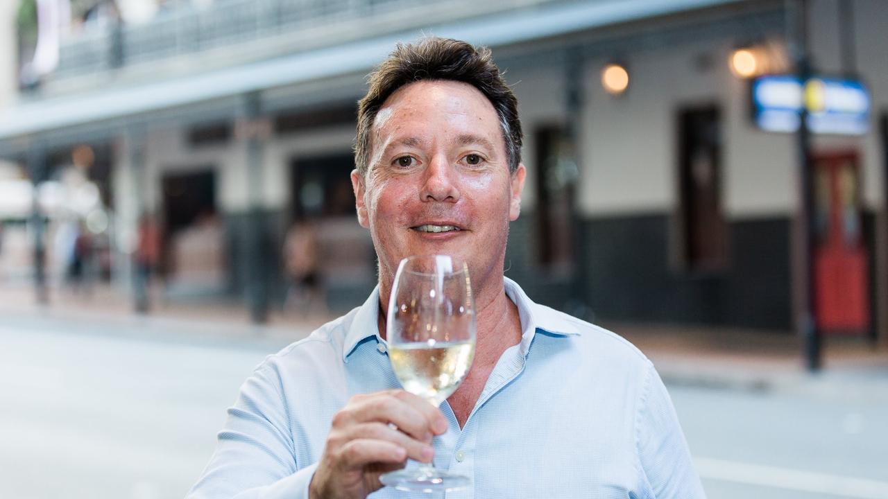 Sirromet Wines general manager Rod Hill.