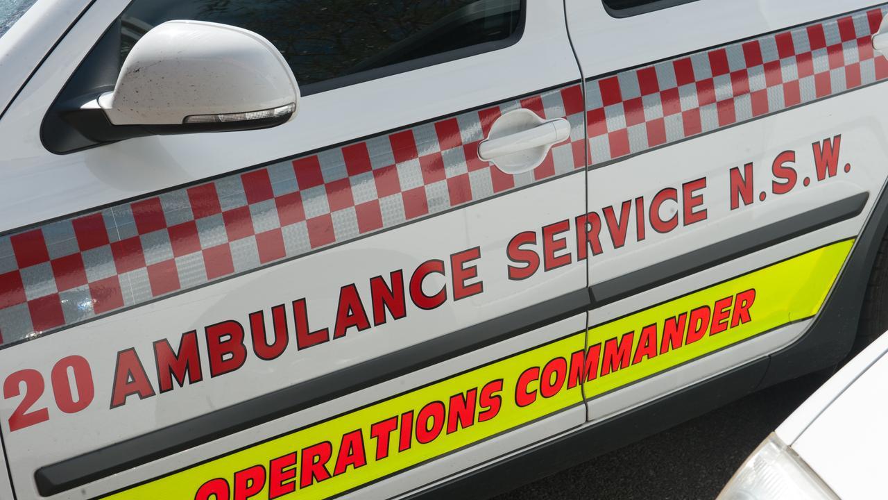 Ambulance: Operations commander car.