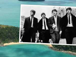 Flashback: When a Beatles member lived in the Whitsundays