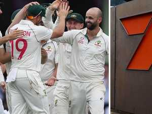 Channel 7 goes to war with Indian cricket