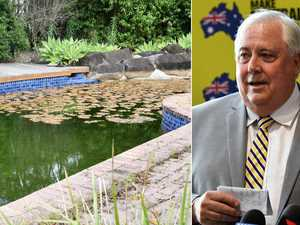 Speculation swirling around Palmer's plans for resort