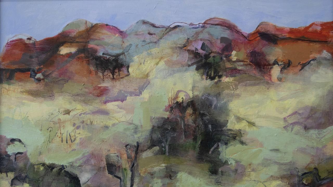 Lyn Laver-Ahmat's work