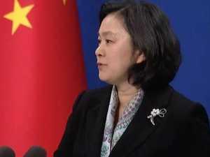 'Should be ashamed': China hits back after PM's fury