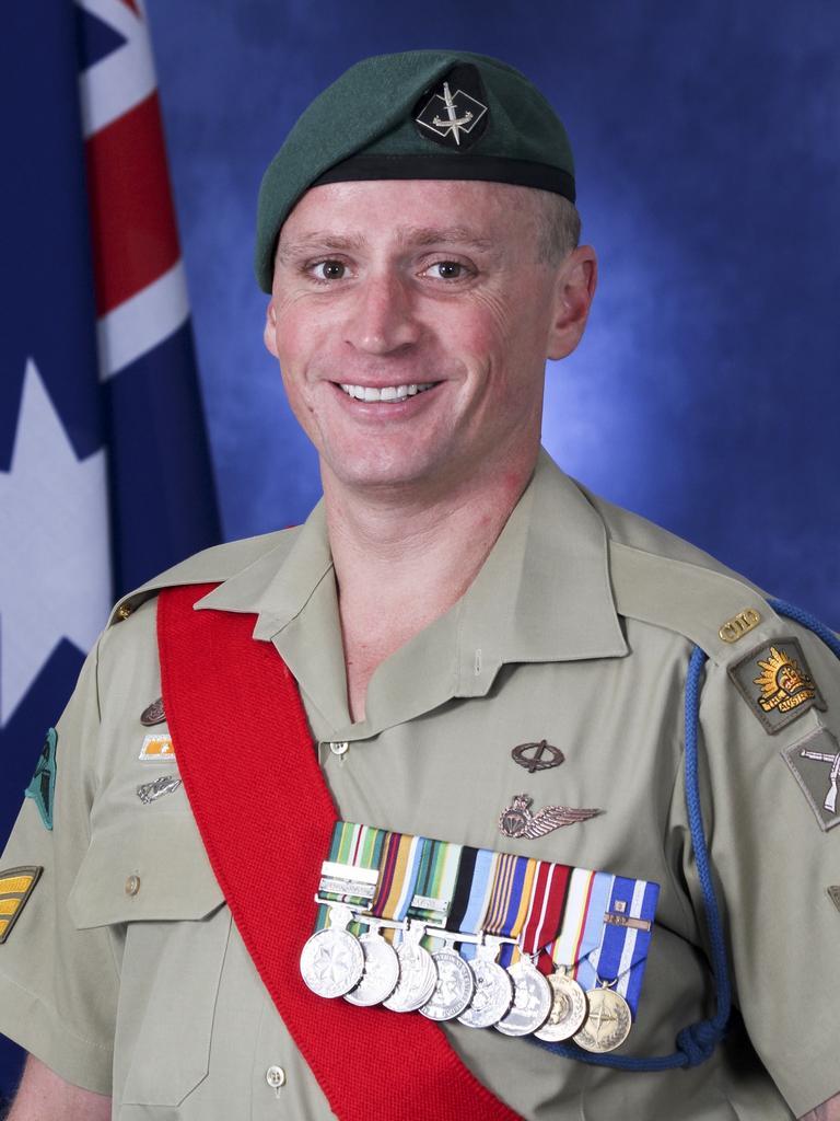 Corporal Ian Turner.