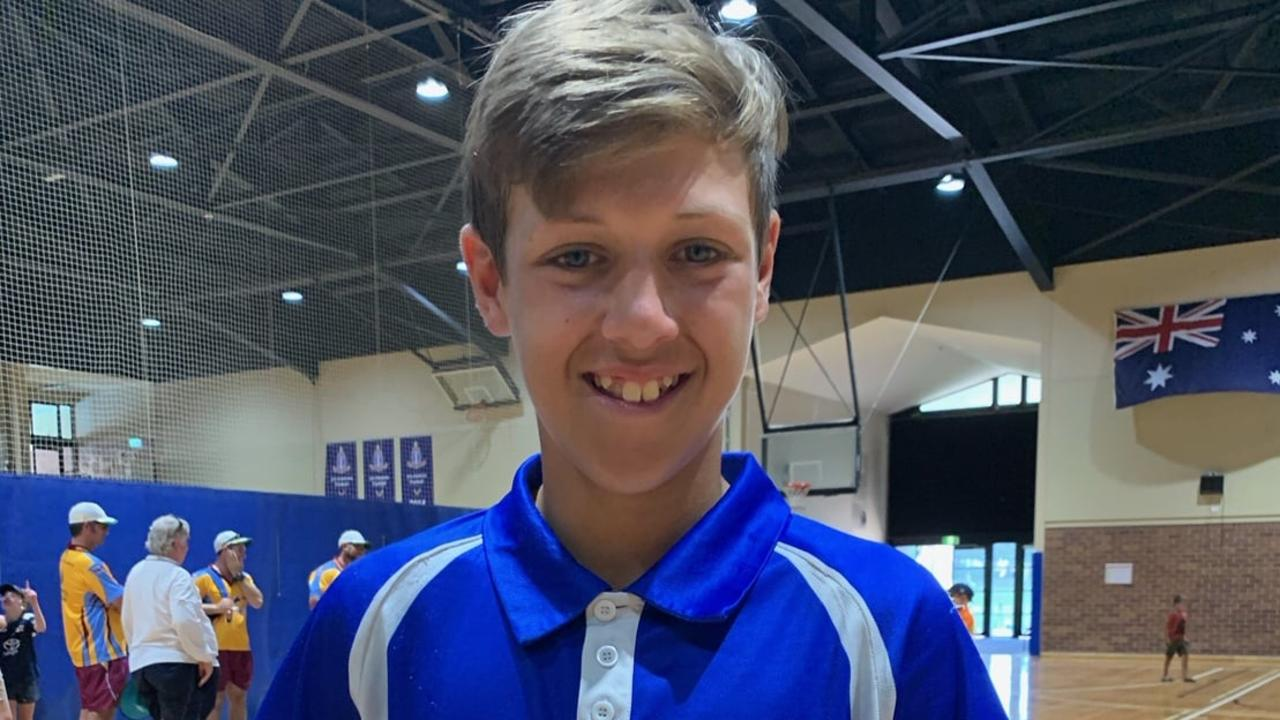 Youngster Karmichael Dee boasts the best individual bowling figures of anyone in Mackay's 3rd Grade, after his 5/6 against Brothers White in round one.