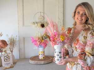 New CQ handmade business a blooming success