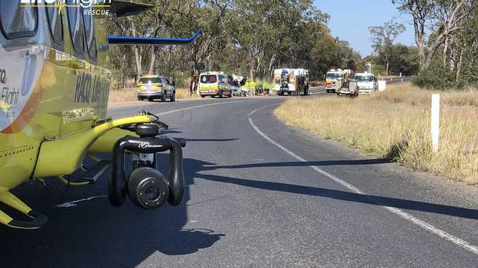 Western Downs woman killed in horror Warrego Hwy crash