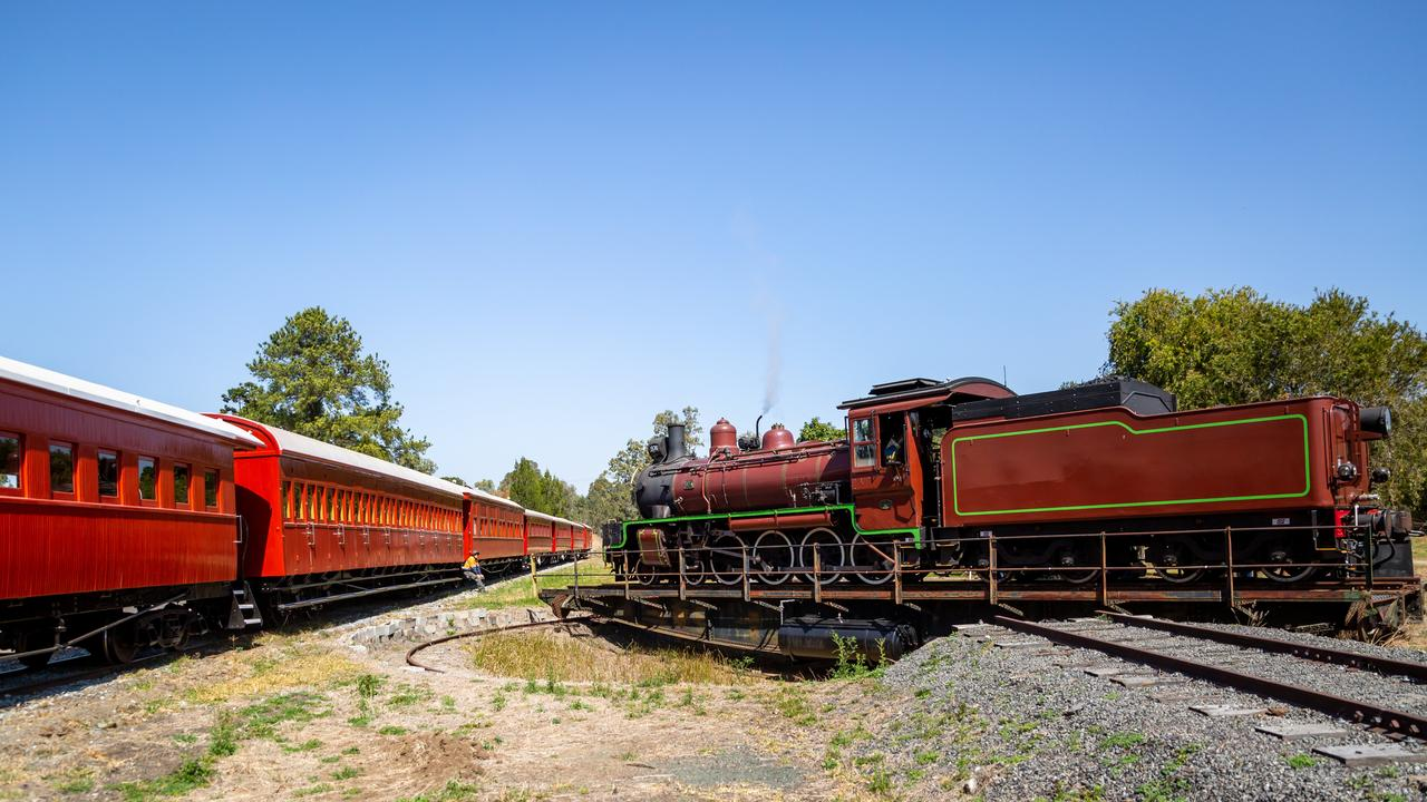 The Rattler's operations have been disrupted by delays during its resurrection and the COVID pandemic.